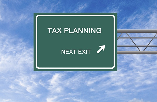 Tax planning is an important part of your overall wealth building strategy